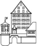 Altes Logo Schloss Achberg