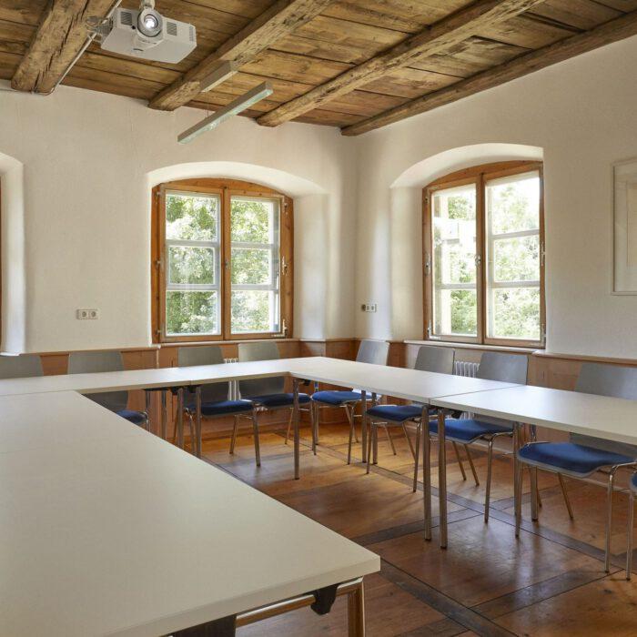 Seminarraum I im Amtshaus | Foto Anja Koehler