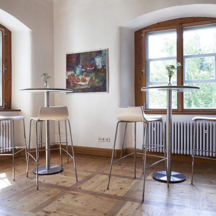 Amtshaus, Blick in die Teeküche   Foto Anja Koehler