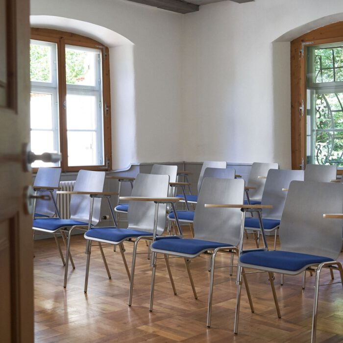 Amtshaus, Blick in den Seminarraum II   Foto Anja Koehler