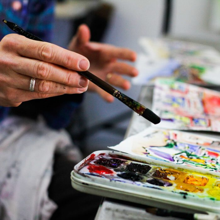 Szenerie Kunst Workshop