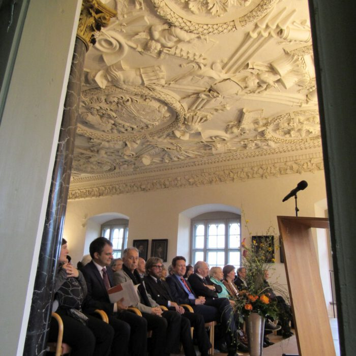 Rede im Rittersaal, 2016