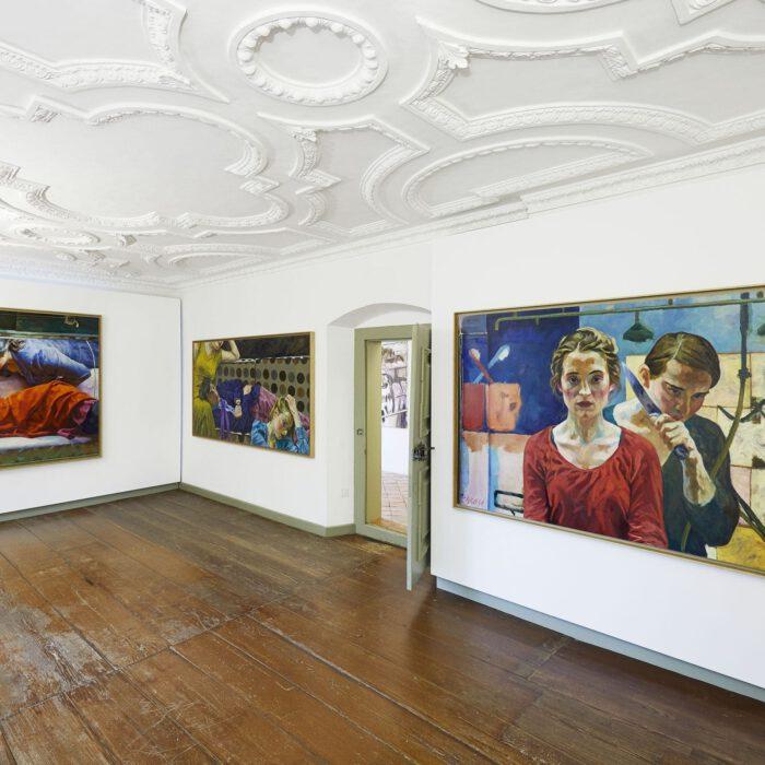Blick in die Ausstellung entfesselt, Foto Anja Koehler